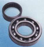 BALL BEARING, NEEDLE BEARING FOR SCROLL COMPRESSOR