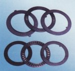 THRUST BEARING (FOR SANDEN 5 SERIES)